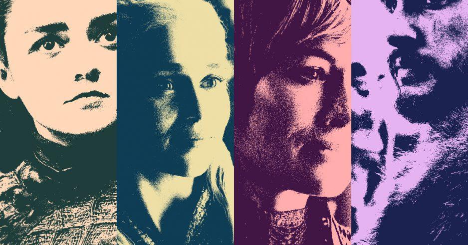Leurs voyages périlleux: comment 11 personnages du «Game of Thrones» l'ont fait de la première saison à la dernière