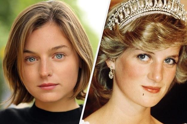 """""""La couronne"""" vient de lancer sa princesse Diana"""