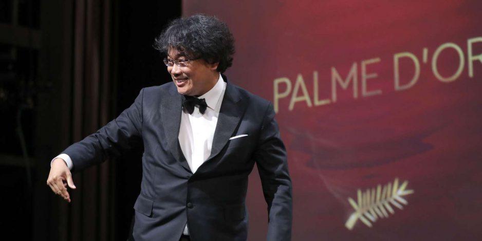 La palme d'or du Festival de Cannes 2019 pour Bong Joon-ho