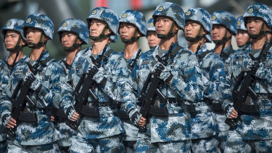 Une intervention armée sur Hong-Kong en ligne de mire…