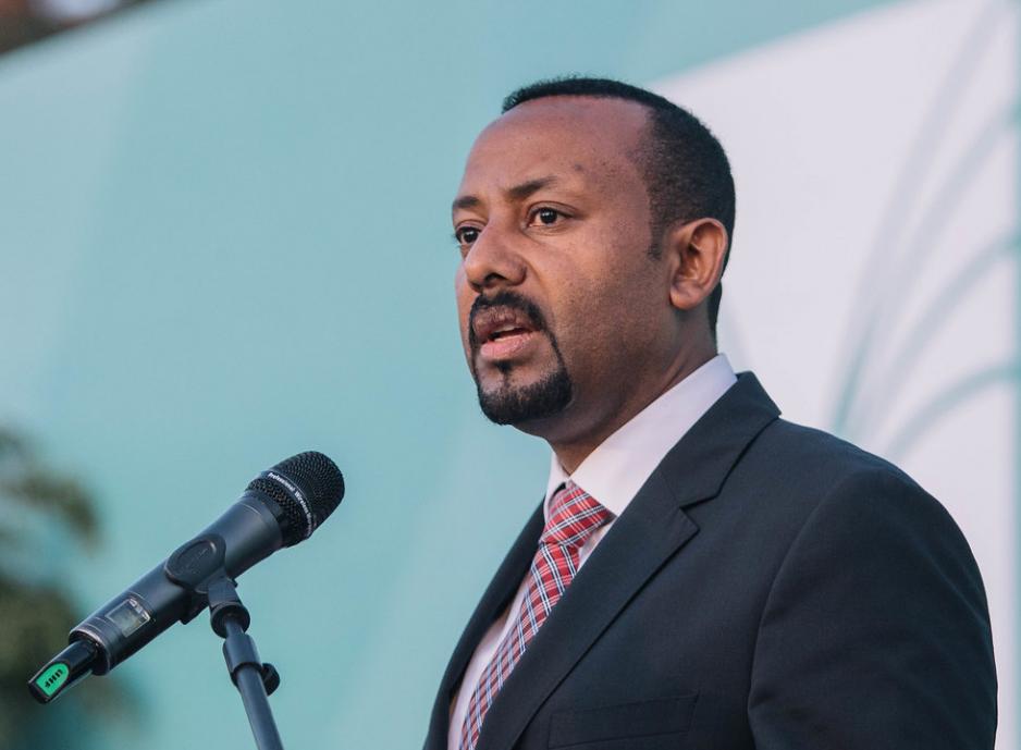 Le Premier ministre éthiopien reçoit le prix Nobel de la paix