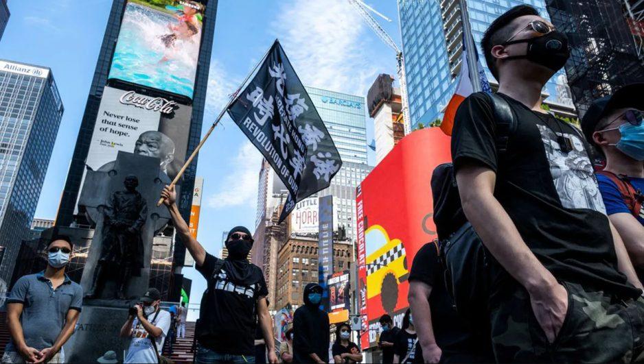 Hong Kong interdit à 12 candidats de l'opposition de se présenter aux élections