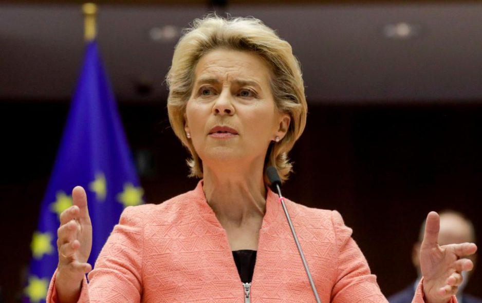Selon Ursula von der Leyen : les «zones exemptes de LGBT» en Pologne n'ont pas leur place dans l'UE
