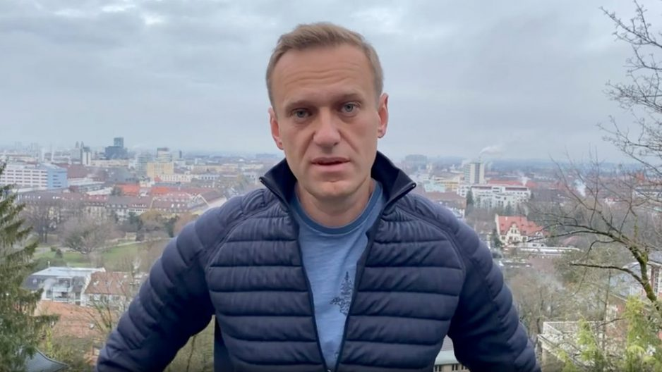 Alexey Navalny s'apprête à regagner la Russie